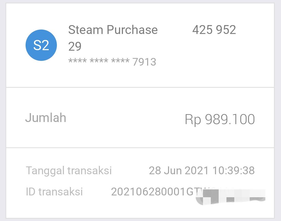 jual game steam via gift